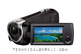Sony HDRCX405