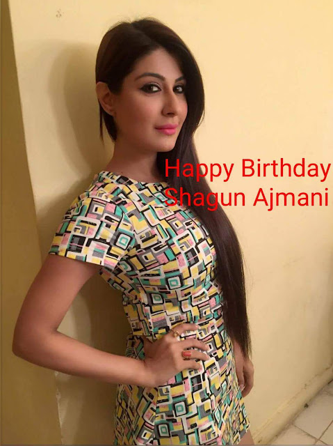 Shagun Ajmani alias Shabnam in King of Hearts is 26 years old today