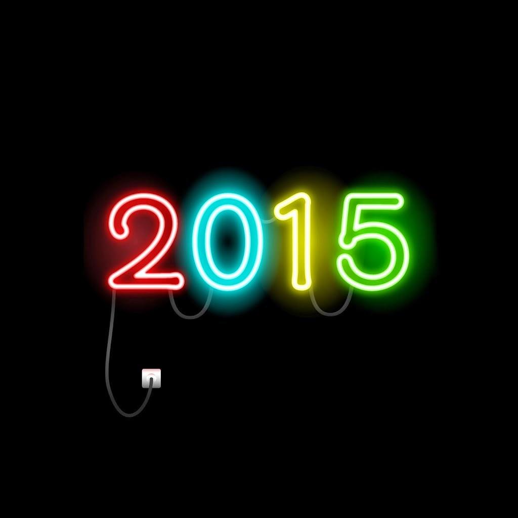Selamat Menyambut Tahun 2015♥
