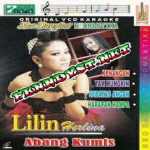 Lilin Herlina - Neo Dangdut Rhomantika Lilin Herlina (2015) Album cover