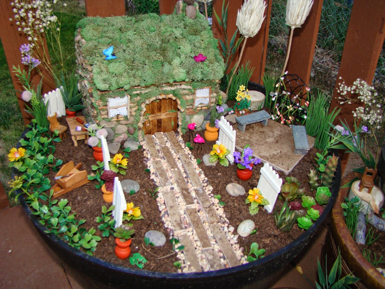 What Have I Done Now How To Make A Fairy Garden