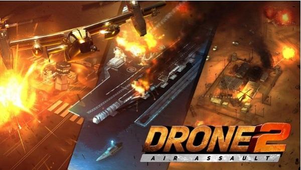 Download Drone 2 Air Assault Mod Apk Data
