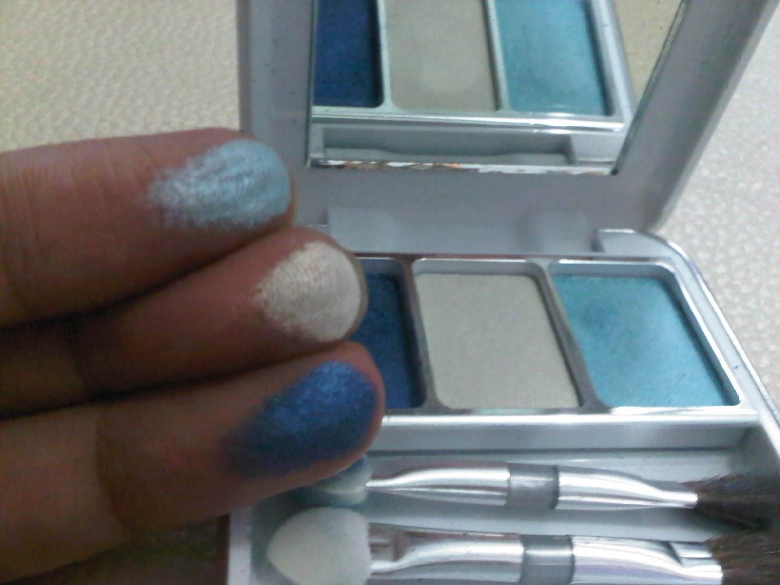 Racun Warna-Warni: Purbasari Eyeshadow P Series 02