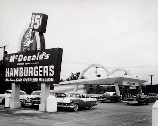 McDonald's history