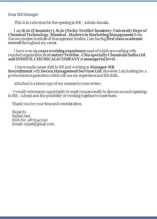 job application email sample bestcvformats