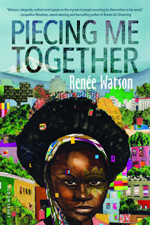 Piecing me together by Renee Watson || Cover Love