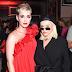 Nuevas fotos de Christina junto a Katy Perry