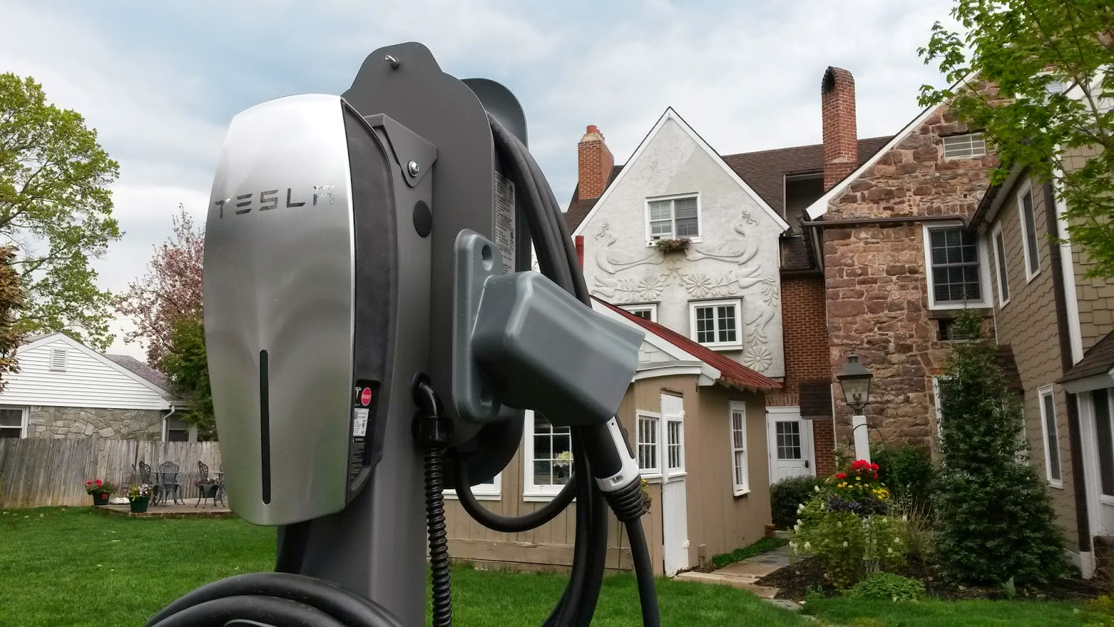 Recharge Your Batteries With Tesla Destination Charging At