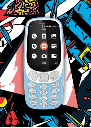 The 4G LTE Version of Iconic Nokia 3310 is Now Available