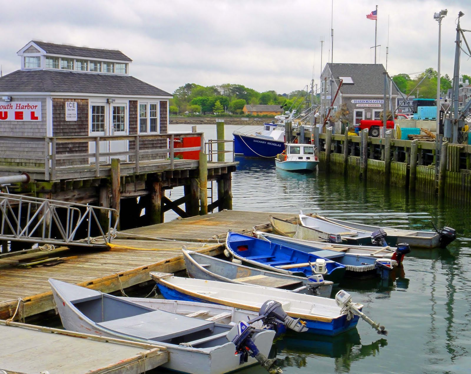 Plymouth Harbor Ma Restaurants