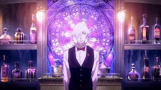 Barman Decim z Death Parade