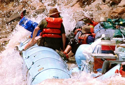 Wilderness River Adventures rafting Grand Canyon