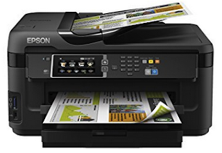 Epson WorkForce WF-7610DWF Driver Download - Windows, Mac