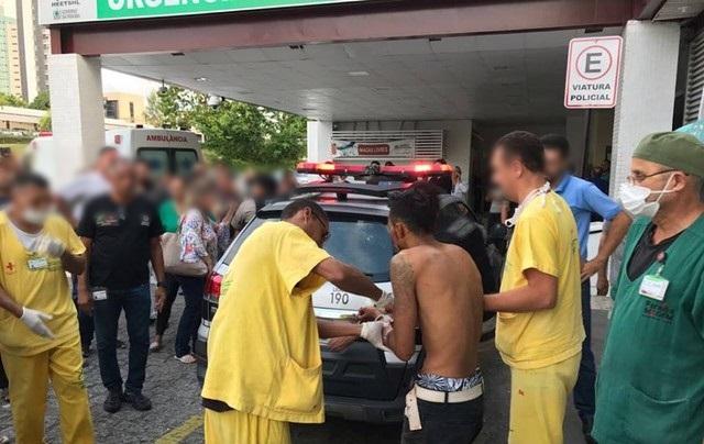 Gerente de posto de combustível é morto após tentativa de assalto, na PB