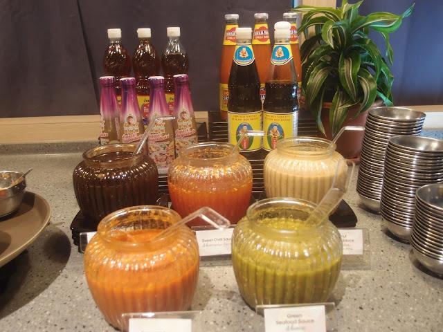 thai sauces