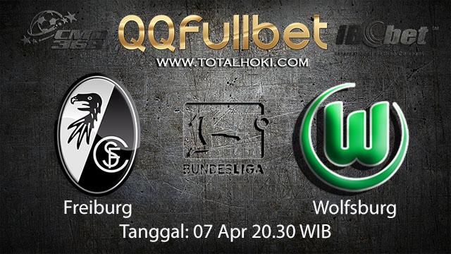 BOLA88 - PREDIKSI TARUHAN BOLA FREIBURG VS WOLFSBURG 7 APRIL 2018 ( GERMAN BUNDESLIGA )