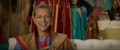 Thor Ragnarok Filme Gão Mestre Pós Créditos Empate