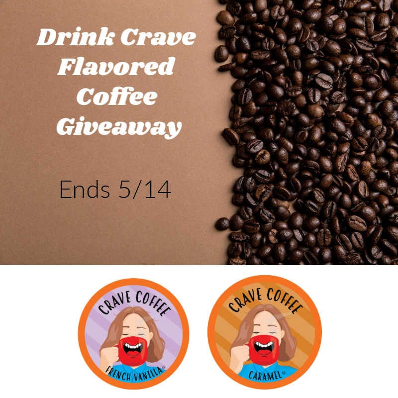 Drink Crave Flavored Coffee Giveaway