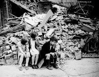 ww2 blitz london children