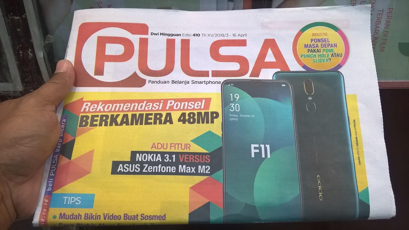 Majalah Pulsa