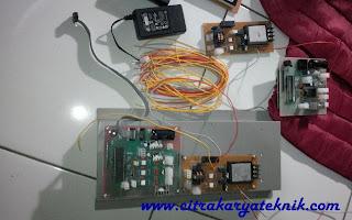 langkah langkah merakit komputer  materi perakitan komputer  cara memasang kabel komputer dengan benar