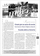 NOTES 15 -  agosto 2018  - Notiziario Aimc