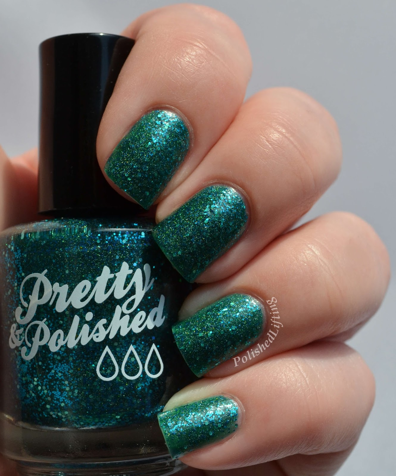 Pretty & Polished Arcane in the Membrane Dark Arts Collection