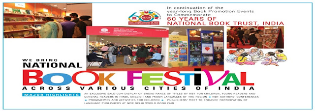 Book Festivals by National Book Trust NBT