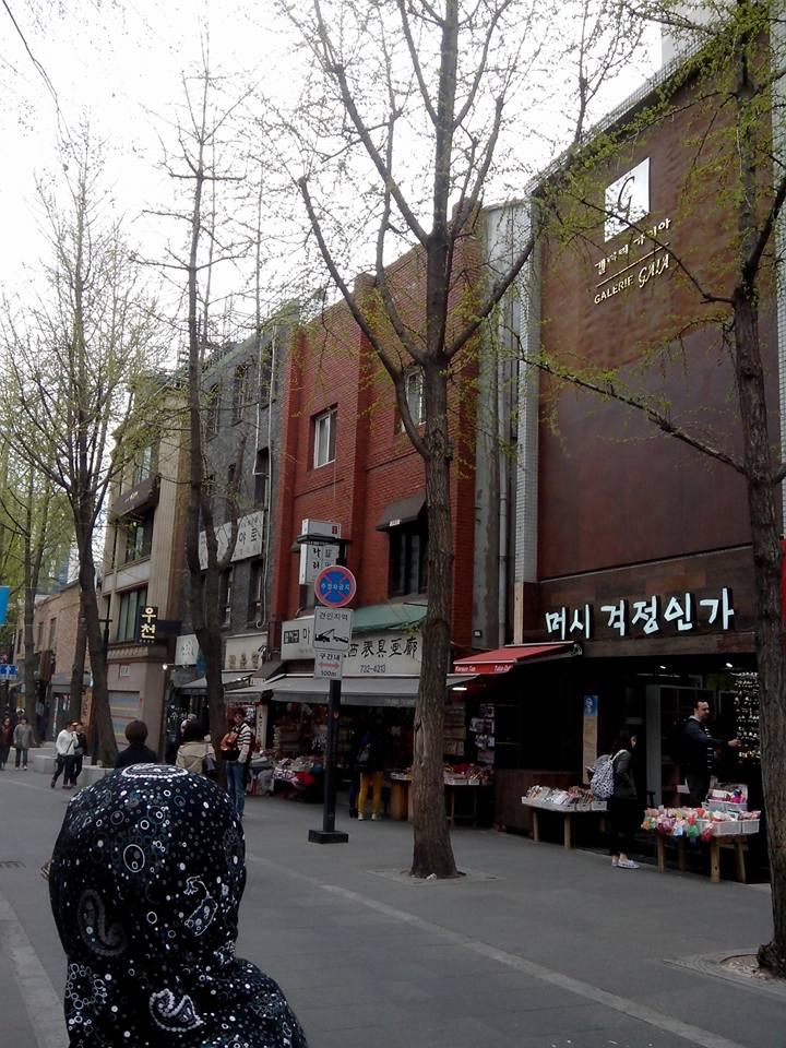 bercuti di korea