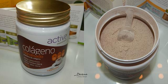 Maxinutri | Colágeno Hidrolisado Sabor Cappuccino