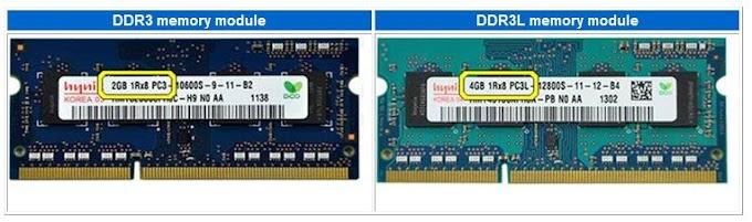 Apa Beza DDR3 dan DDR3L?