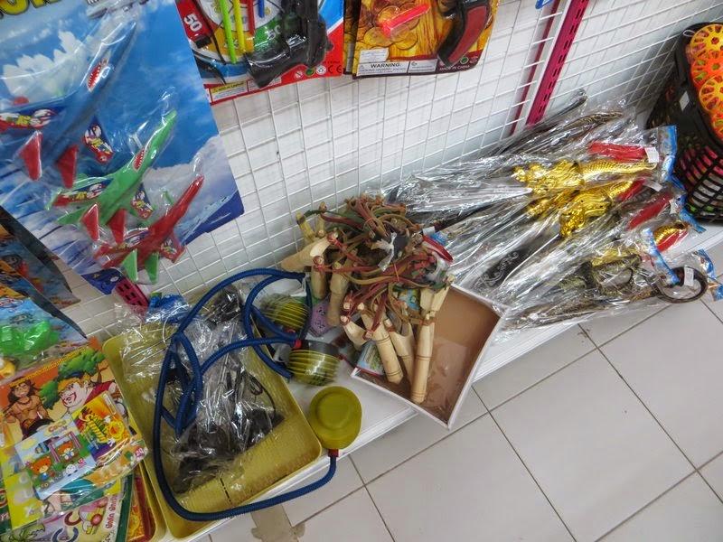 Рогатки игрушки таиланд