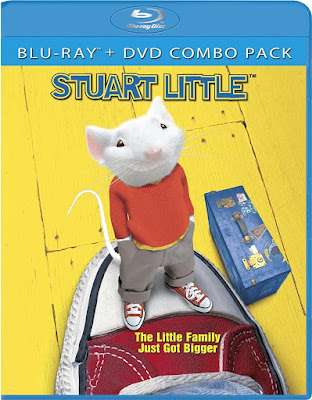 Stuart Little 1999 Dual Audio 720p BRRip 750Mb x264