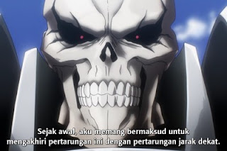 Overlord Episode 13 Subtitle Indonesia TAMAT