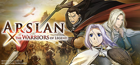 Arslan The Warriors of Legend Repack CorePack PC GAME
