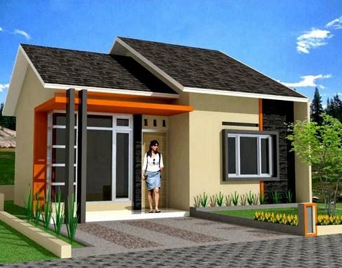 10 contoh gambar desain rumah sederhana ~ rumah tempo dulu