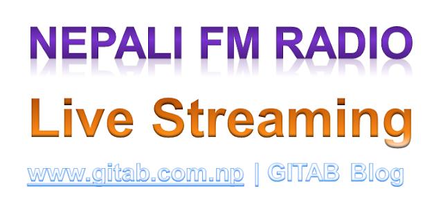 Nepali FM Radio Live Streaming