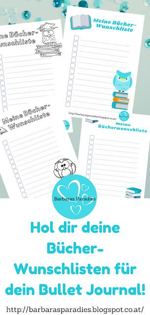 Neu im Download-Bereich: Bücher-Wunschlisten