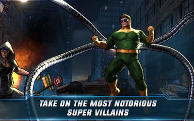 Marvel Avengers Alliance 2 v1.0.2 MOD Apk Terbaru screenshot 4