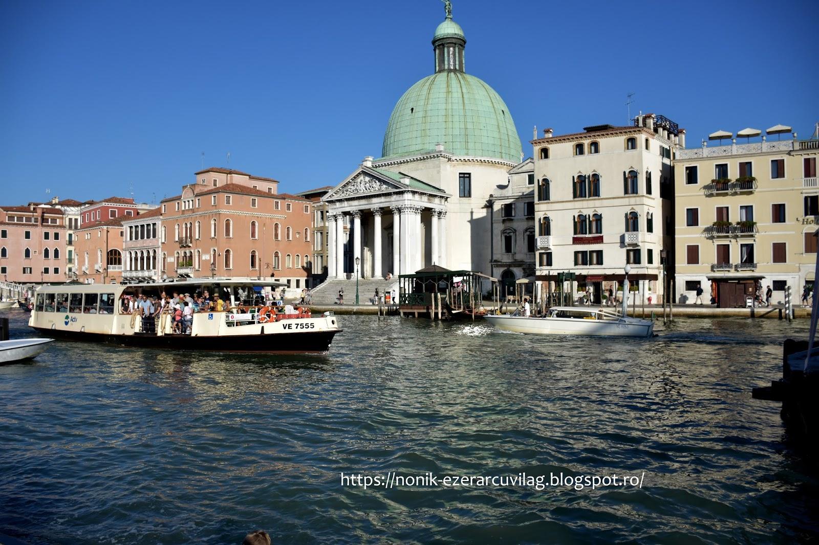 Velence - Olaszország látnivalók