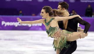 Το ατύχημα της Γκαμπριέλα Παπαδάκις στους Χειμερινούς Ολυμπιακούς