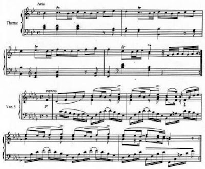 Brahms, Variations on a Theme of Handel, Op. 24