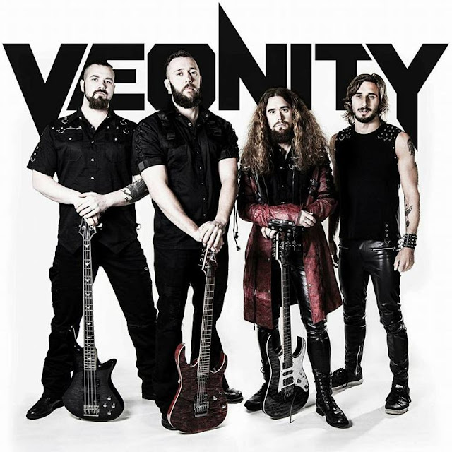Interview with Veonity, Power Metal Band from Sweden, Interview with Veonity Power Metal Band from Sweden
