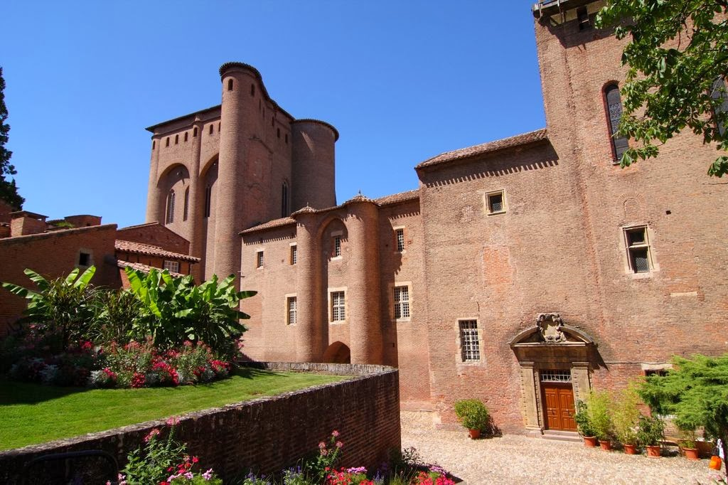 Palais de la Berbie in Albi, France