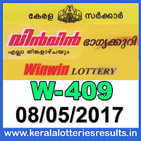 Win-win lottery w 409, Win-win lottery 8 5 2017, kerala lottery 8 5 2017, kerala lottery result 8 5 2017, kerala lottery result 8 05 2017, kerala lottery result win-win, win-win lottery result today, win-win lottery w 409, keralalotteriesresults.in-08-05-2017-w-409-Win-win-lottery-result-today-kerala-lottery-results, kerala lottery result, kerala lottery, kerala lottery result today, kerala government, result, gov.in, picture, image, images, pics, pictures