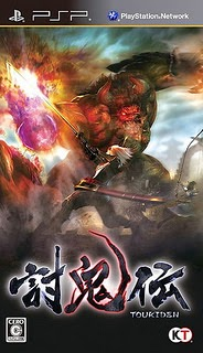 Download Game Toukiden Kiwami PSP