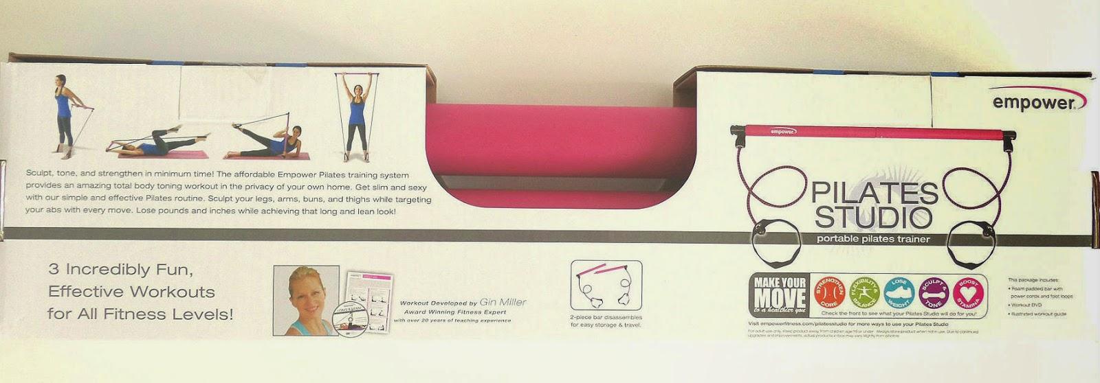 Image result for portable pilates stdio