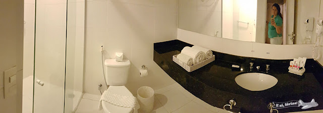 Hotel Matiz Manhattan, São Paulo, Cerqueira César, Quarto