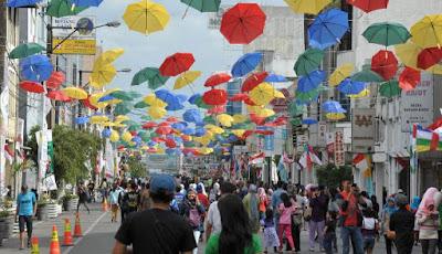 Cara Liburan Hemat di Bandung