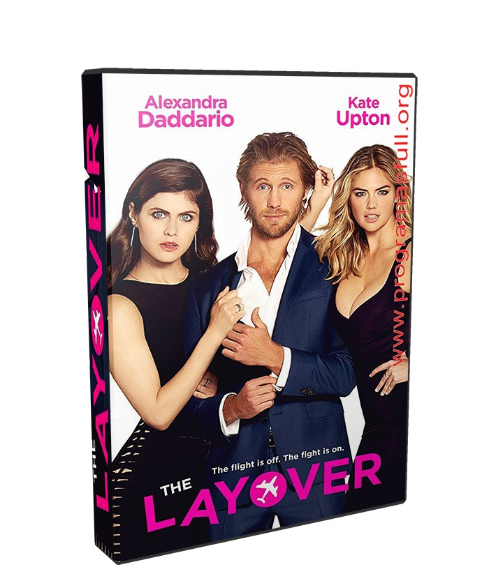 the layover 2017 poster box cover
